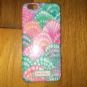 2 LILLY PULITZER IPHONE 6/6S CASES